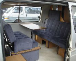 Toyota Hiace Campervans For Sale - Import Cars from Japan to UK