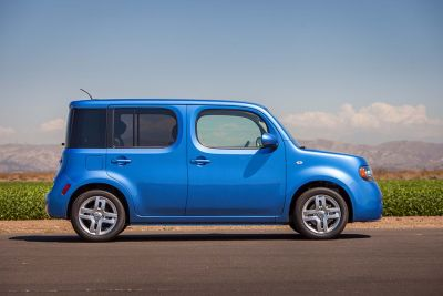 special edition nissan cube