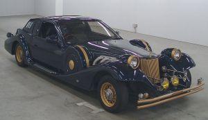 mitsuoka le seyde in rare blue algys autos