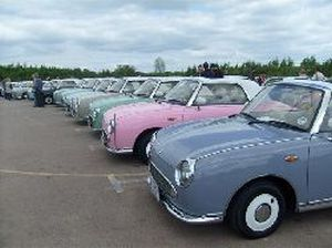 nissan figaro for sale uk