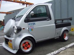 Daihatsu Midget For Sale