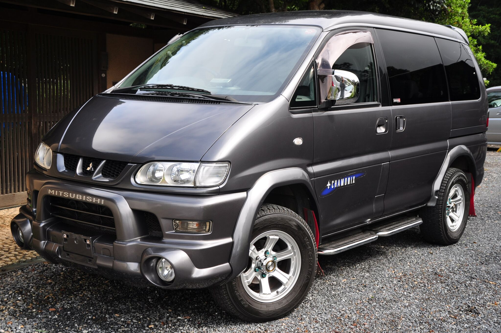 Mitsubishi Delica for sale fully UK registered and supplied direct UK