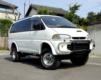 Mitsubishi Delica for sale fully UK registered and supplied direct from japan