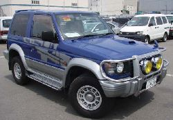 Mitsubishi Pajero for sale UK registered algys autos all models at the best UK prices, fact.
