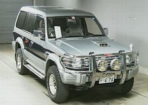 Mitsubishi Pajero for sale UK registered algys autos.
