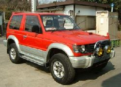 mitsubushi pajero algys autos direct imports from japan best UK prices of Mitsubushi Pajero for sale in the UK.