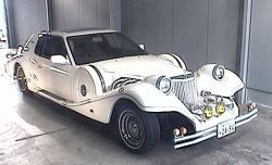 mitsuoka le seyde for sale uk algysautos