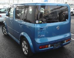 Nissan Cube & Cubic For Sale