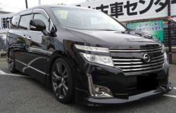 nissan elgrand for sale UK