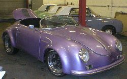 porsche 356 speedster wide body algys autos for sale
