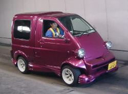daihatsu midget for sale uk registered