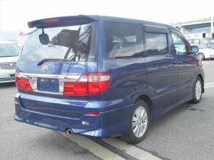 toyota alphard hybrid for sale uk registered algys autos.