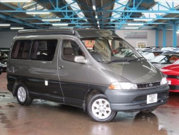 toyota granvia for sale uk campervan algys autos