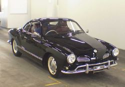 vw karmann ghia for sale UK registered direct from Japan